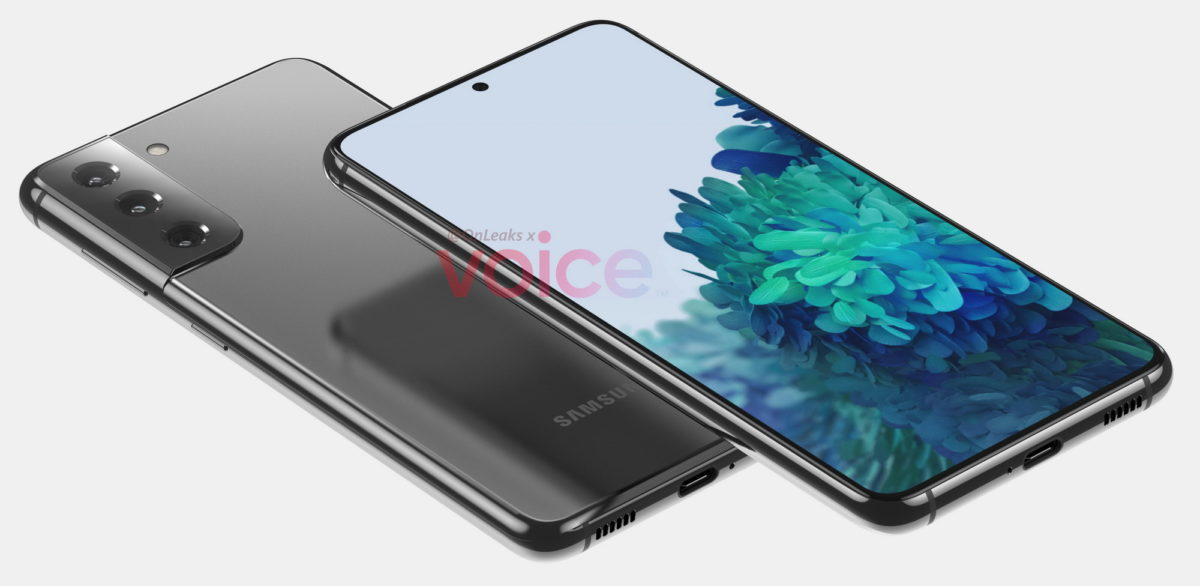 Samsung Galaxy S21 покажут в феврале? Samsung  - spornyj_dizajn_samsung_galaxy_s21_vpervye_na_renderah_picture2_0-1
