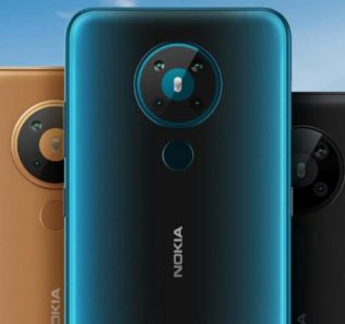 Nokia 5.4