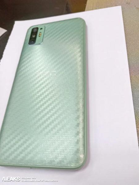 HTC Desire 21 Pro: текстурированный смартфон показался на фото HTC  - htc_desire_21_pro_s_teksturirovannoj_kryshkoj_pokazalsa_na_zhivyh_foto_picture2_0