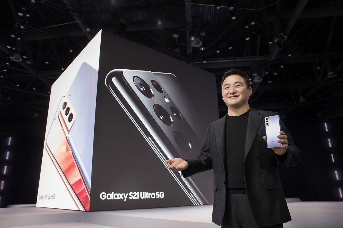Samsung ждет очень малый спрос на серию Galaxy S21 Samsung  - samsung_ozhidaet_rekordno_malyj_spros_na_seriu_galaxy_s21_picture7_0