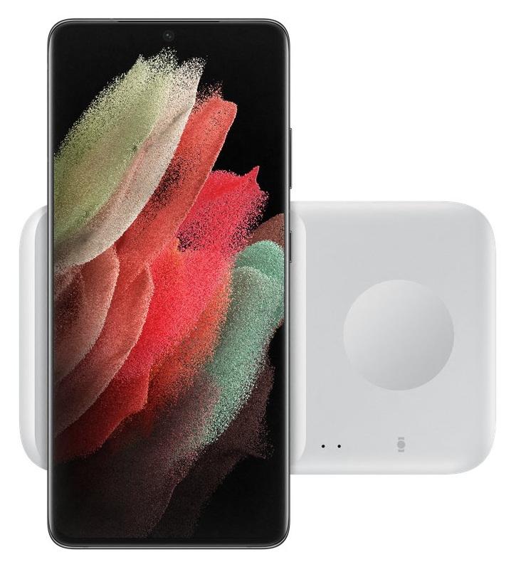 Samsung выпустит 2 варианта беспроводной зарядки для Galaxy S21 Samsung  - samsung_podgotovila_dva_varianta_besprovodnoj_zaradki_galaxy_s21_2