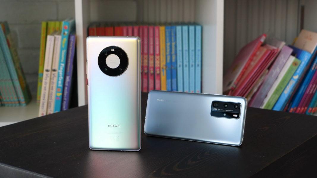 """Huawei P50 могут отложить из-за релиза """"бюджетных"""" флагманских смартфонов Huawei  - huawei_mate_40_pro_i_p40_pro_licom_k_licu_na_foto_picture2_2"""