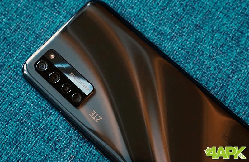 Обзор ZTE Axon 20 5G: смартфон с камерой прямо под дисплеем Другие устройства  - zte-axon-20-5g-15
