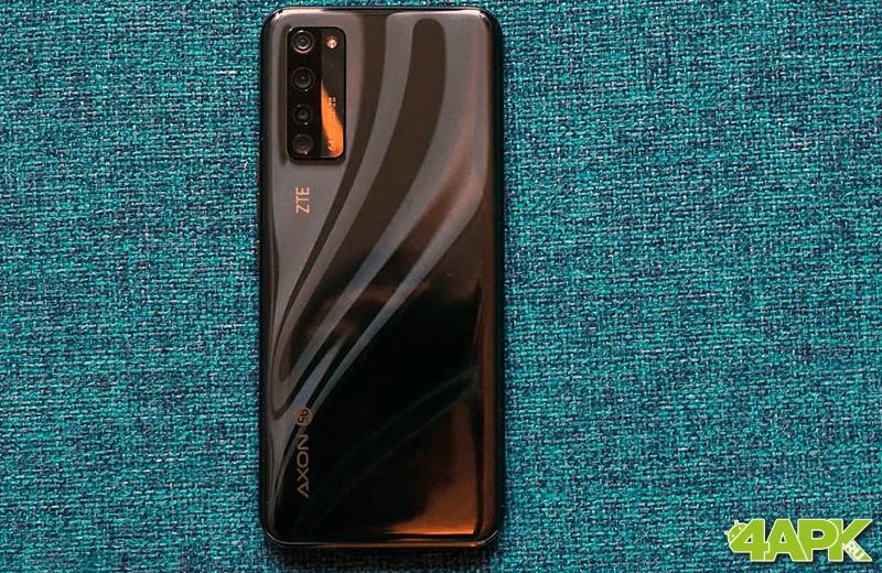 Обзор ZTE Axon 20 5G: смартфон с камерой прямо под дисплеем Другие устройства  - zte-axon-20-5g-2