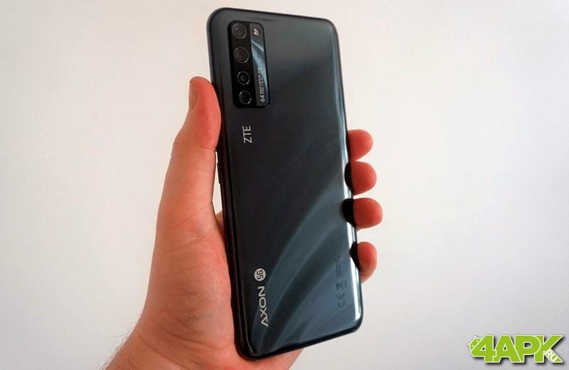 Обзор ZTE Axon 20 5G: смартфон с камерой прямо под дисплеем Другие устройства  - zte-axon-20-5g-3