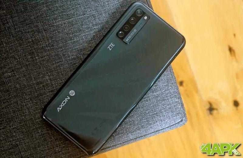 Обзор ZTE Axon 20 5G: смартфон с камерой прямо под дисплеем Другие устройства  - zte-axon-20-5g-5
