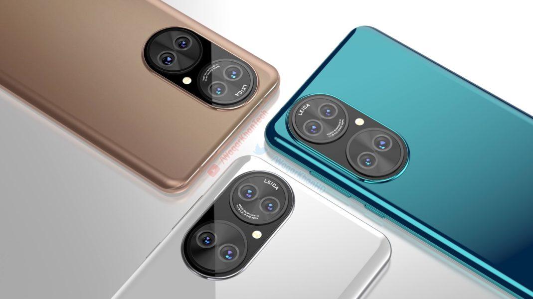 Качественные макеты Huawei P50 Huawei  - huawei_p50_pokazalsa_na_realistichnyh_renederah_video_6