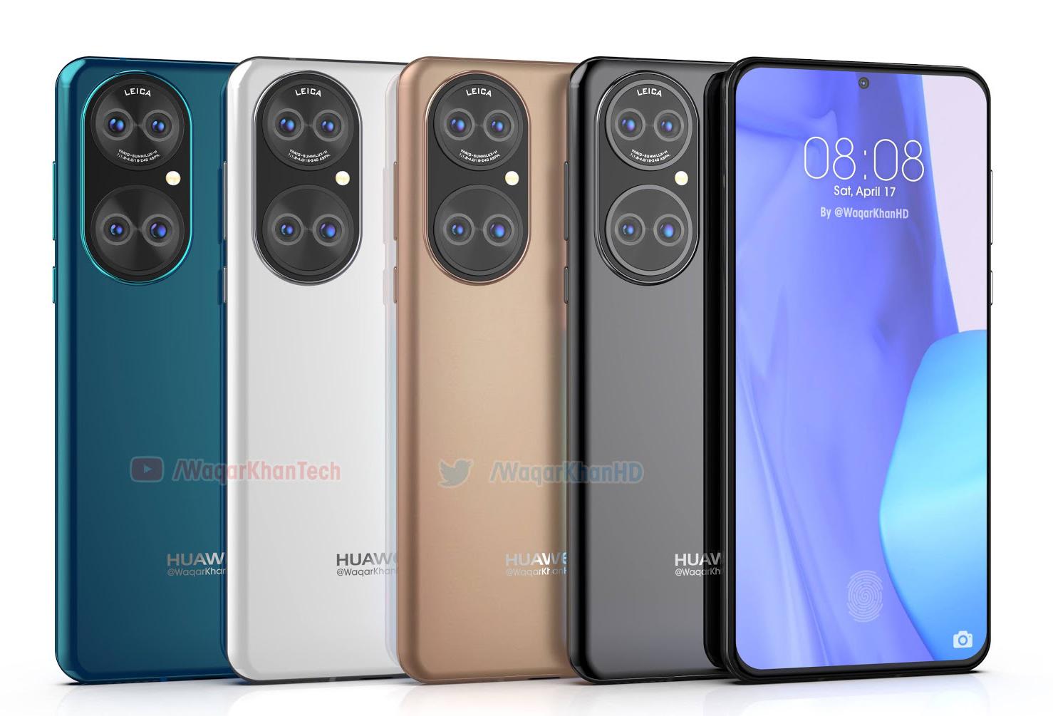 Качественные макеты Huawei P50 Huawei  - huawei_p50_pokazalsa_na_realistichnyh_renederah_video_picture6_2