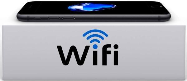 Почему не подключается Вай Фай на телефоне: причины, что делать? Связь  - iphone7wifi