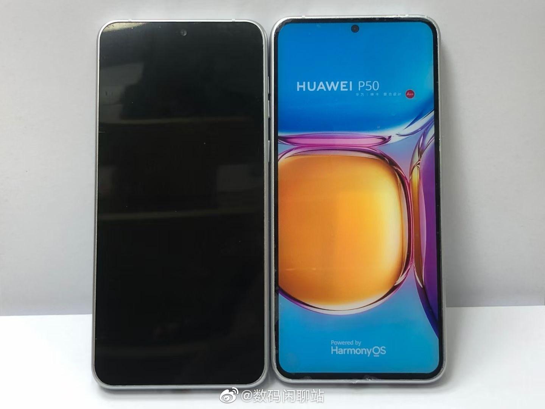 Качественные макеты Huawei P50 Huawei  - kachestvennye_makety_huawei_p50_pokazalis_na_zhivyh_foto_picture2_0
