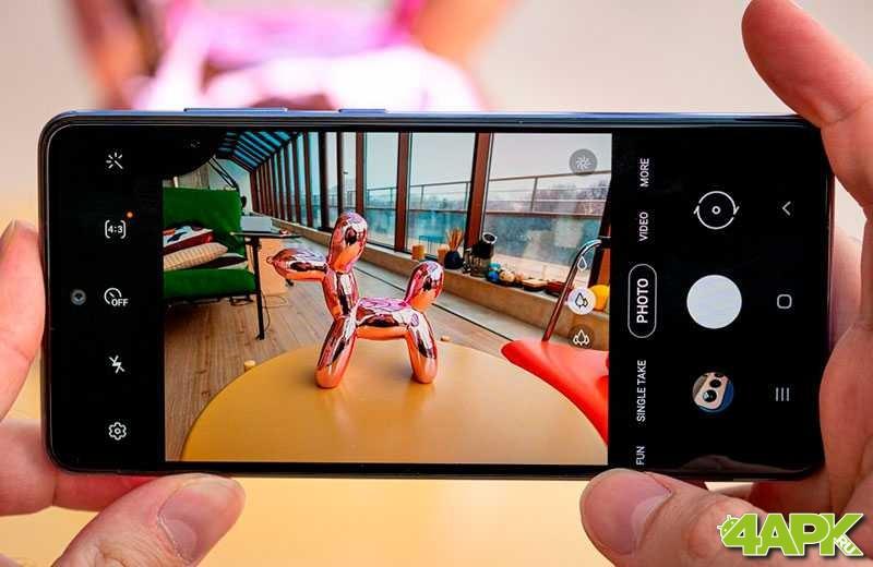 Обзор Samsung Galaxy A52: функции флагмана и адекватная цена Samsung  - samsung-galaxy-a52-13