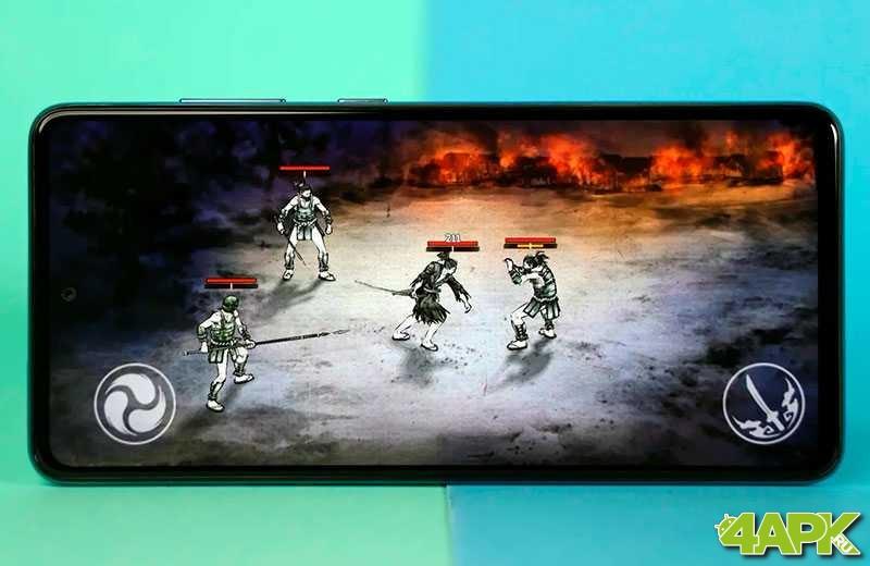 Обзор Samsung Galaxy A52: функции флагмана и адекватная цена Samsung  - samsung-galaxy-a52-26
