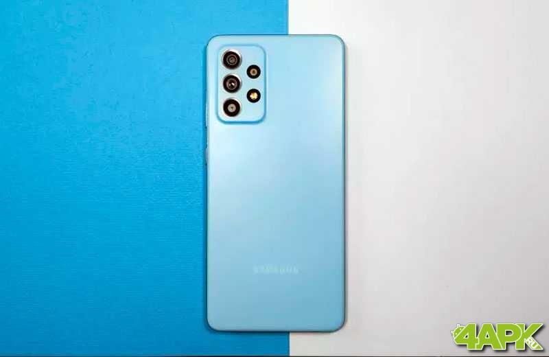 Обзор Samsung Galaxy A52: функции флагмана и адекватная цена Samsung  - samsung-galaxy-a52-32