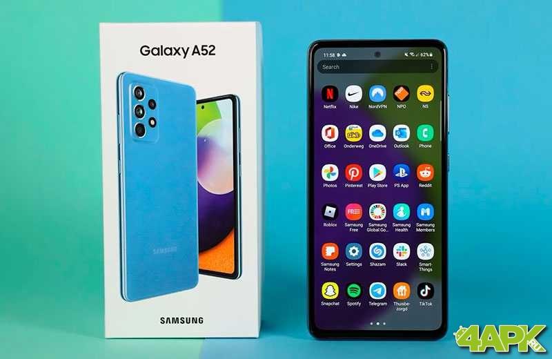 Обзор Samsung Galaxy A52: функции флагмана и адекватная цена Samsung  - samsung-galaxy-a52-4