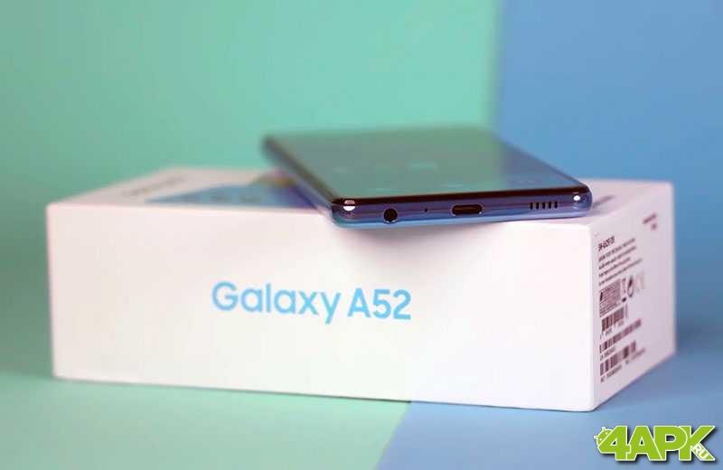 Обзор Samsung Galaxy A52: функции флагмана и адекватная цена Samsung  - samsung-galaxy-a52-7