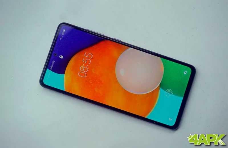 Обзор Samsung Galaxy A52: функции флагмана и адекватная цена Samsung  - samsung-galaxy-a52
