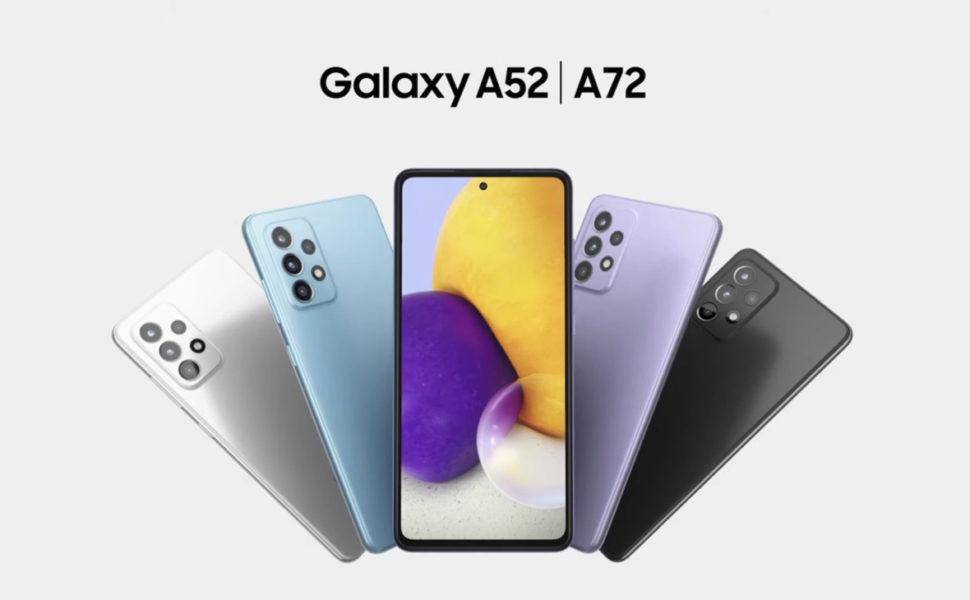 Samsung столкнулась с нехваткой чипов. Galaxy A52 и A72 стали дефицитными Samsung  - 756159915061114