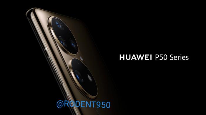 В сеть попали пресс-фото Huawei P50 Pro Huawei  - Huawei_P50_12.05.21