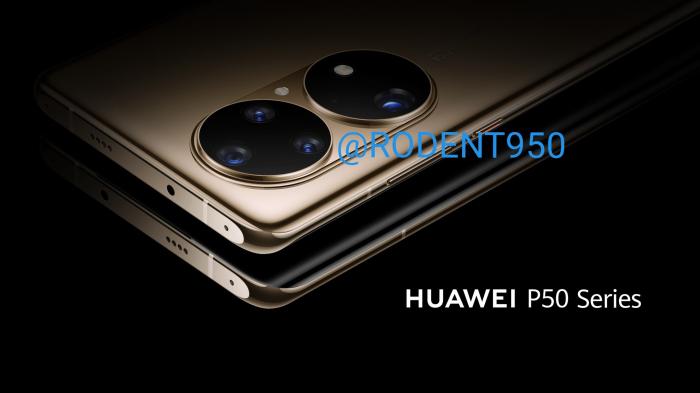 В сеть попали пресс-фото Huawei P50 Pro Huawei  - Huawei_P50_13.05
