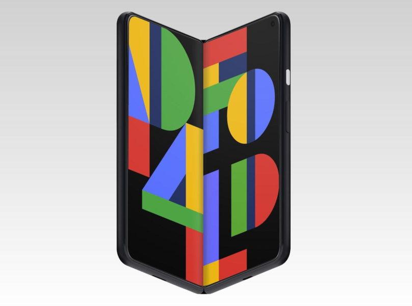 Android 12 Beta раскрыла сразу четыре Pixel Мир Android  - skladnoj_smartfon_google_mozhet_stat_realnostu_uzhe_v_etom_godu_picture2_0