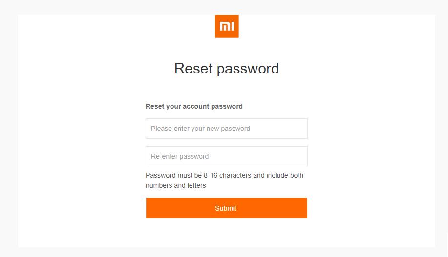 Как разблокировать Mi аккаунт Приложения  - unlock_4