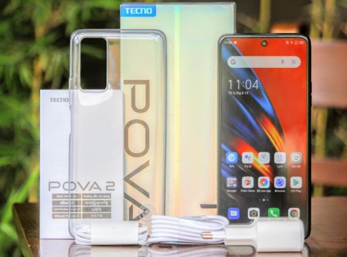 Обзор Tecno Pova 2: недорогой и емкий Другие устройства  - tecno-pova-2-10