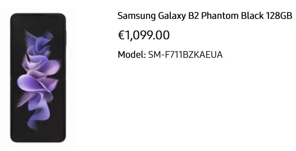 Стоимость Samsung Galaxy Z Fold 3, Z Flip 3, Watch 4 и Buds 2 Samsung  - cena_samsung_z_galaxy_fold_3_z_flip_3_watch_4_i_buds_2_v_evrope_4