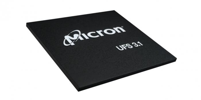 Honor Magic 3 станет первым смартфоном с флеш-памятью UFS 3.1 нового поколения Другие устройства  - micronnewUFS31flash32