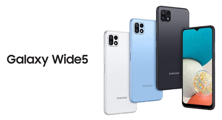 Galaxy Wide 5