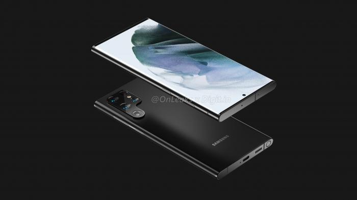 Samsung Galaxy S22 Ultra выйдет с топовым дисплеем и камерой Samsung  - GALAXY-S22-ULTRA-5K3_large